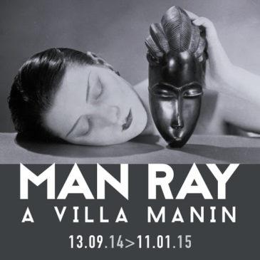 """Visita guidata alla mostra fotografica """"Man Ray a Villa Manin"""""""