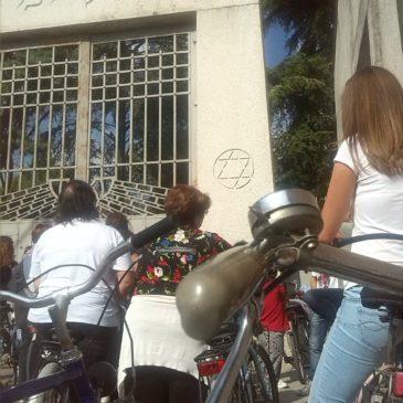 Biciclettata alla scoperta dei luoghi ebraici di Ferrara