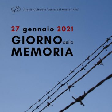 Giorno della Memoria 2021